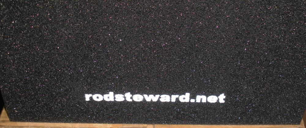 Rod Steward Foam Rod Rack Holds 24 Rods or Combos 23048